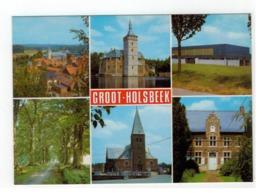 GROOT-HOLSBEEK  Meerzichten Kaart - Holsbeek