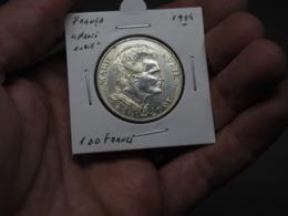 1984 France 100 Francs - Marie Curie - Silver Coins TTB - G. 50 Centesimi