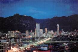 CPM - BOGOTA - D.E. Colombia - Panorama At Atardecer - Sunset - Colombie
