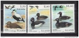 Aland 1987 N°20/22 Neufs Oiseaux - Aland