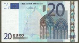Slovakia - 20 Euro - R026 D5 - E06764037429 - Draghi - Circulated - EURO