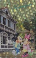 TC NEUVE ARGENT Japon / 110-191424 - DISNEY - Série Voyage KARUIZAWA MICKEY & MINNIE - Japan SILVER MINT PC - Disney