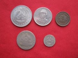 Lote 5 Monedas Americanas Diferentes (C1) - Kilowaar - Munten
