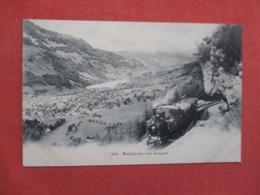 Brunigbahn Und Lungern ----------  Ref 3692 - Eisenbahnen