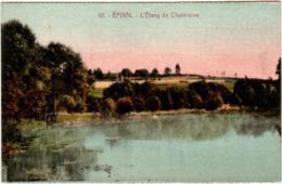 3PSZ 641. EPINAL - L'ETANG DE CHANTRAINE - Epinal