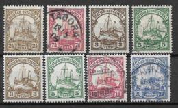 Lot Stamps - Germany Colonies - Kolonie: Deutsch-Südwestafrika