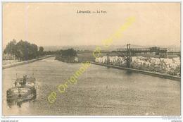 55. LEROUVILLE . Le Port . - Lerouville