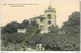 95.  Hameau Du Val Notre Dame .  Chateau De Bellevue . - Other Municipalities