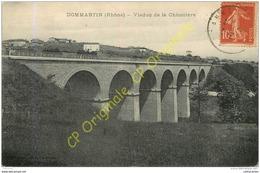 69.  DOMMARTIN .  Viaduc De La Chicotière . - France