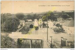 41.  MONTRICHARD . Vue Du Tunnel . - Montrichard
