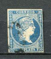 Spanisch - Westindien Nr.8       O  Used      (004) - Spanien