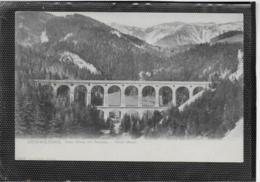 AK 0349  Semmering - Kalte Rinne Mit Raxalpe / Verlag Glaser Um 1900-1910 - Semmering