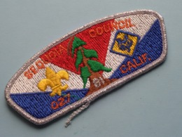 """SEQUOIA Council '81 California """" SCOUTING """" ( What You See Is What You Get > See Photo ) ! - Padvinderij"""