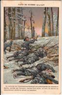 FAITS DE GUERRE 1914-1915-LE CLAIRON DE L'HARTMANNSWILLERKOPF - Patriotic