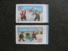 TB Paire N° 3439 Et N° 3440, Neufs XX. - France