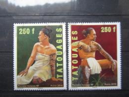 VEND BEAUX TIMBRES DE POLYNESIE N° 902 + 903 , XX !!! - Polynésie Française