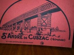 St André De Cubzac Carnet 12 Cartes - Otros Municipios