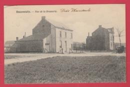 Daussoulx - Rue De La Brasserie... Près Warisoulx - 1923  ( Voir Verso ) - Namen