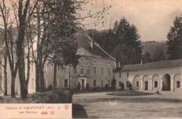 VOLOGNAT - Château De VOLOGNAT (Ain) Par Nurieux - France