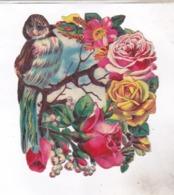 DECOUPI FLEURS Et OISEAU - Fleurs