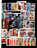 Russia 1967 MNH OG Full Year, 131 + 5 SS - 1923-1991 USSR