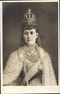 Cp Alexandra Von Dänemark, Reine Von Großbritannien - Familles Royales