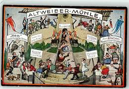 53089227 - Altweiber- Muehle Dackel - Humor