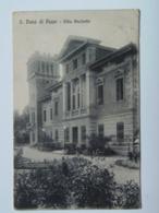 Venezia 61 Santa Dona Di Piave Villa Ancilotto1910 - Italia