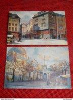LIEGE  -  Lot De 5 Cartes  De Liège ( Voir Description ) - Liège