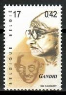 Belgium 1999 Bélgica / Mahatma Gandhi MNH / Kk27  31-27 - Mahatma Gandhi