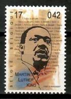 Belgium 1999 Bélgica / Martin Luther King MNH / Kk28  31-24 - Martin Luther King