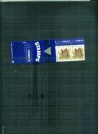 N.ZELANDE SERIE COURANTE PAPILLONS 1 CARNET DE 5 TIMBRES NEUF A PARTIR DE 1.50 EUROS - Markenheftchen