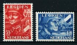 Holanda Nº 393/4 Nuevo Cat.11,50€ - Period 1891-1948 (Wilhelmina)