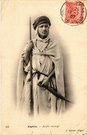 CPA 256 Arabe Insurge. Ed. Geiser ALGERIE (69332) - Algérie