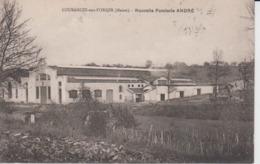 MEUSE - COUSANCES Aux FORGES - Nouvelle Fonderie ANDRE  ( - Timbre à Date De 1927 ) - Autres Communes