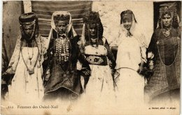 CPA 212 Femmes Des Ouled-Nail. Ed. Geiser ALGERIE (69678) - Algérie
