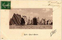 CPA 211 Algerie - Camp De Goumiers. Ed. Geiser ALGERIE (69701) - Algérie