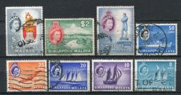 Singapur Ex.Nr.33/42       O  Used      (001) - Singapur (...-1959)