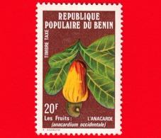 BENIN  - 1978 - Nuovo - Frutta - Fruits - Anacarde - 20 - Benin – Dahomey (1960-...)