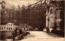CPA COYE-Chateau De La Reine-Blanche (423637) - Frankrijk