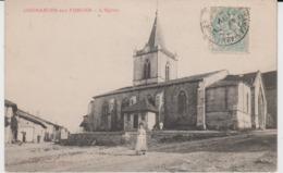 MEUSE - COUSANCES Aux FORGES - L'Eglise  ( - Petite Animation - Timbre à Date De 19..? ) - Autres Communes
