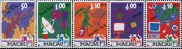 Ref. 5731 * NEW *  - MACAO . 1999. TELECOMMUNICATIONS. TELECOMUNICACIONES - 1999-... Speciale Bestuurlijke Regio Van China