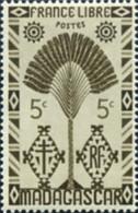 Ref. 354236 * NEW *  - MADAGASCAR . 1943. LONDON SET. SERIE DE LONDRES - Madagascar (1960-...)