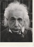 19 / 10 / 515. -  ALBERT  EINSTEIN   ( Photograph  By. Philippe  Halsman ) - CPM - Andere Beroemde Personen