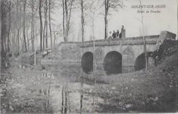 CPA De NOGENT Sur Seine -- Route De Provins - Nogent-sur-Seine