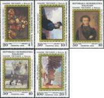 Ref. 375665 * NEW *  - MADAGASCAR . 1986. PINTORES RUSOS - Madagascar (1960-...)