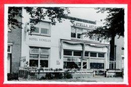 PAYS BAS -- Wernhout ( Zundert )  - Hôtel Café Restaurant BEnelux P. Coremans - Pays-Bas