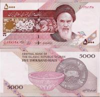 Iran 2013 - 5000 Rials - Pick 152 UNC - Iran