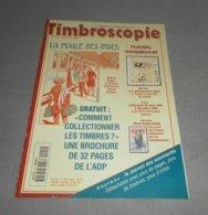 Timbroscopie Janvier 1997 N° 142 - Francés (desde 1941)