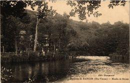 CPA Env. De RANCON (Hte-VIENNE) - Moulin De BERSAC (293959) - Frankrijk